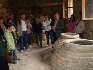 Επίσκεψη σε ελαιοτριβείο ? μουσείο του Χαρακοποιού Μεσσηνίας